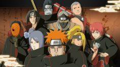 Tous les membres de l'Akatsuki leur histoire et pouvoir| Naruto