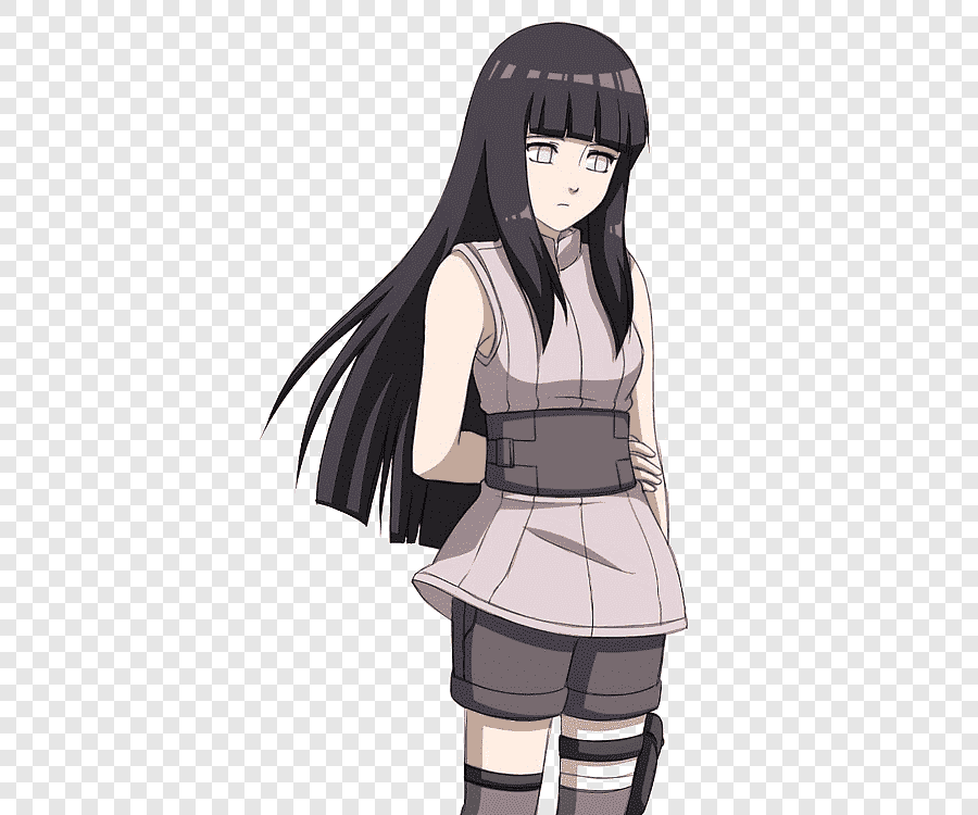 Is Hinata a girl or boy Naruto?