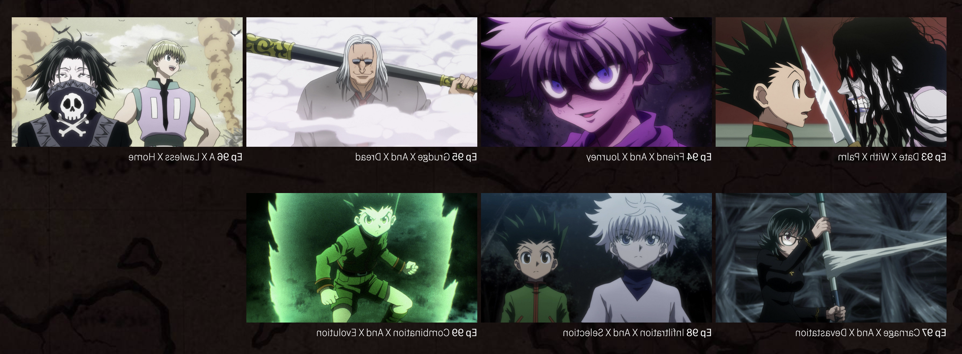 How many episodes of HXH are there?