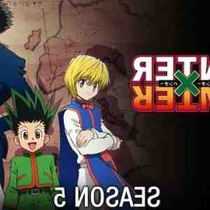 Will season 5 and 6 of Hunter x Hunter come to Netflix?
