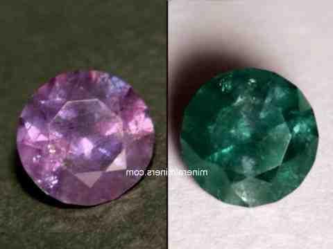 Comment changer la couleur d'une pierre ?