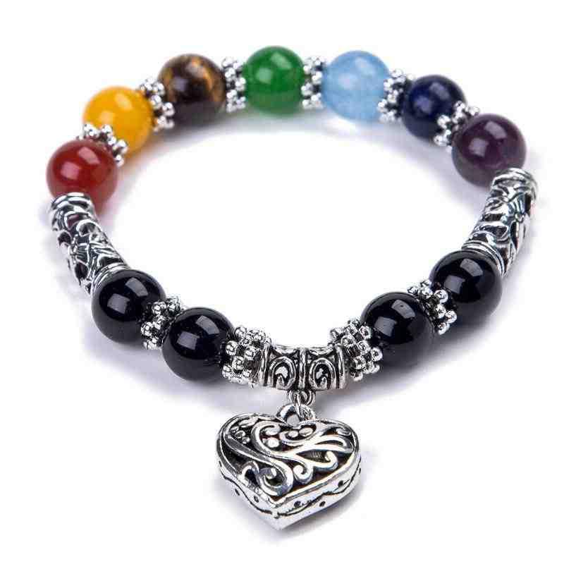 Comment porter le bracelet 7 chakra ?
