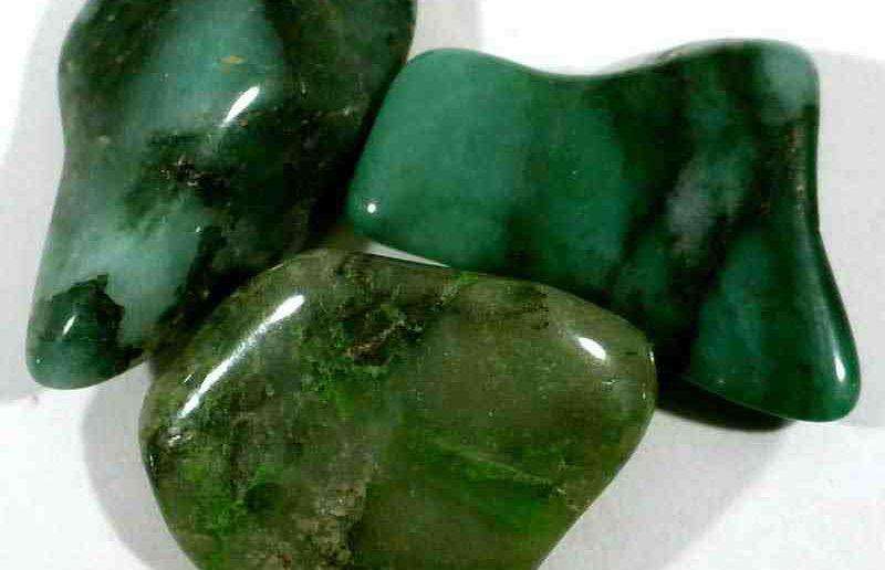 Comment purifie la pierre de jade ?