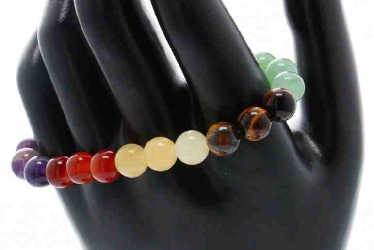 Pourquoi porter un bracelet 7 chakras ?