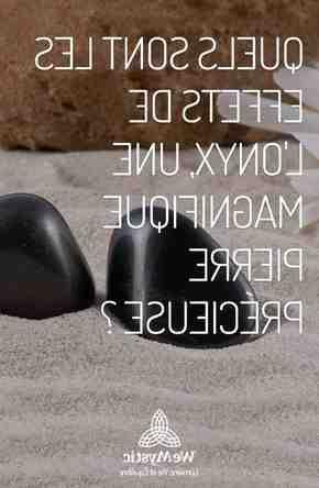 Pourquoi une pierre est précieuse ?