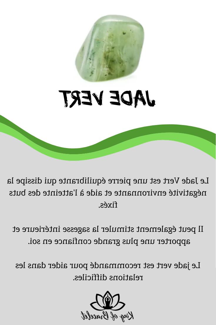 Quel est le prix du jade ?