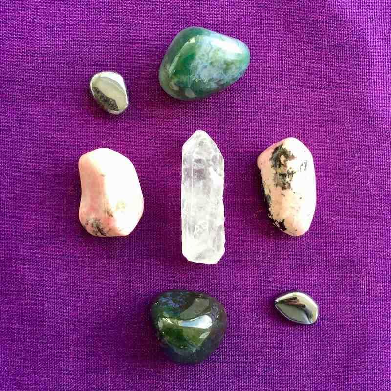 Quelle est la pierre qui attire l'amour ?