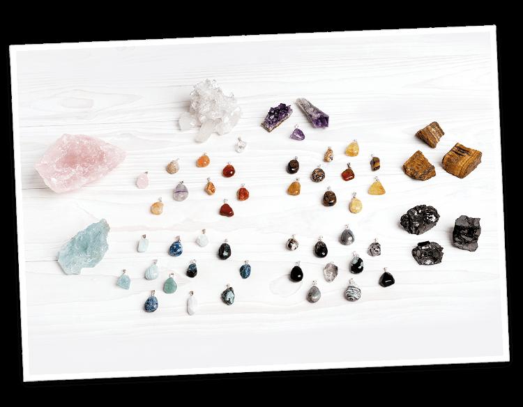Quelles sont les vertus des pierres naturelles ?