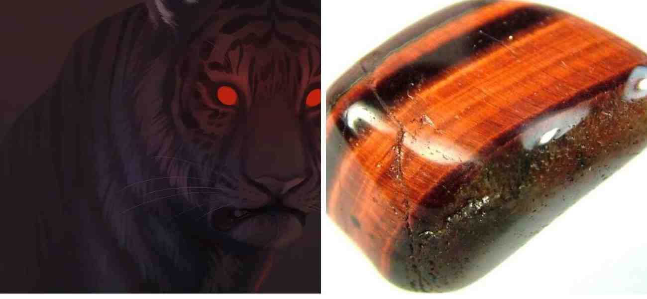 Quels sont les effets de la pierre oeil de tigre ?