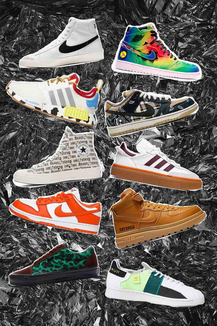 Qu'est-ce qu'une paire de sneakers ?
